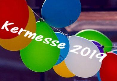Kermesse du groupement paroissial – dimanche 16 juin 2019