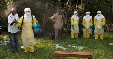 REPAS SOLIDARITÉ A JUZIERS :  Ebola au Congo RDC