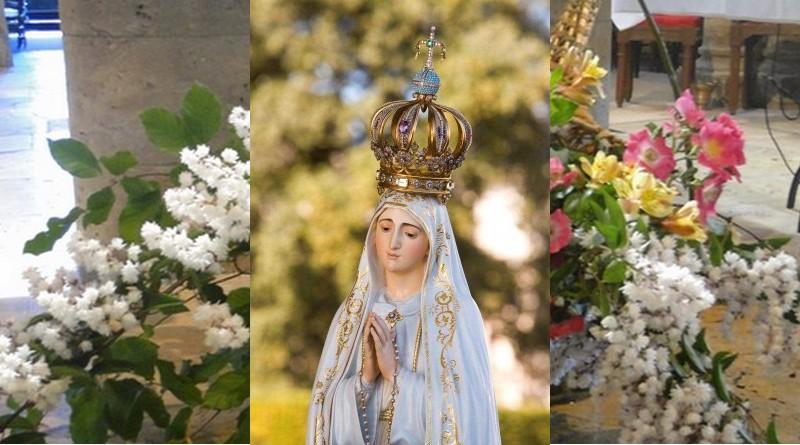 Fête de Notre Dame de Fatima
