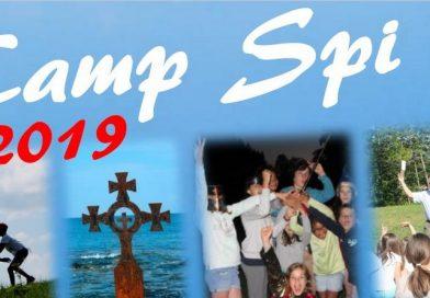 Camp SPI : Infos pratiques