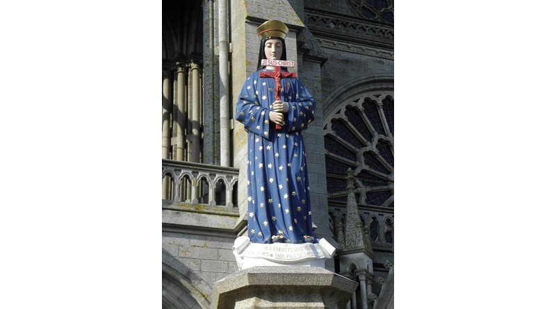 Pèlerinage à Pontmain