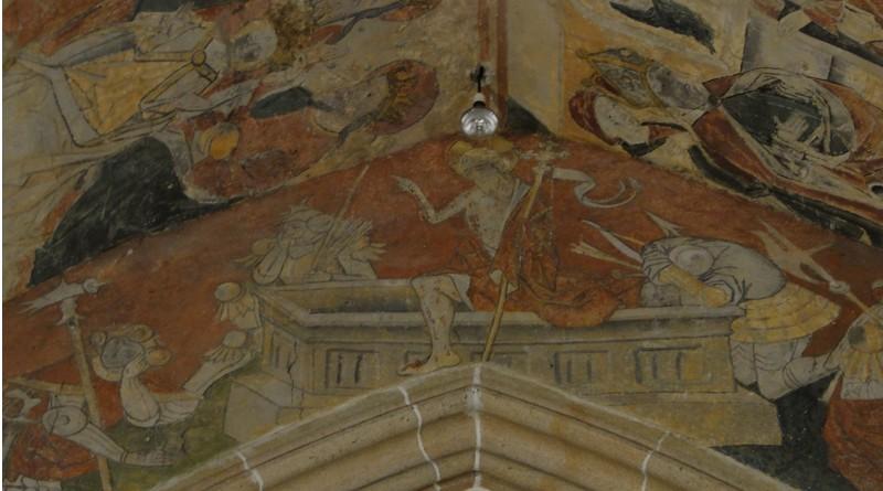 plafond ND de Kernascleden (29)