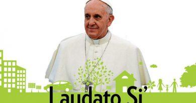 Une année sous le signe de Laudato Si' !