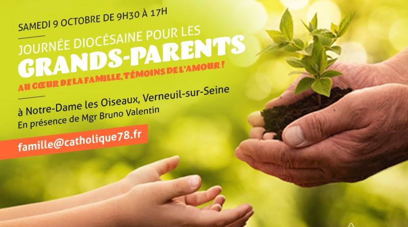 Journée diocésaine pour les grands-parents