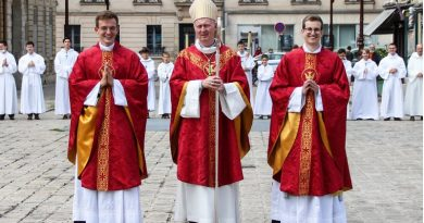Ordinations presbytérales